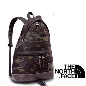 The Northface Camo 68 Daypack Backpack